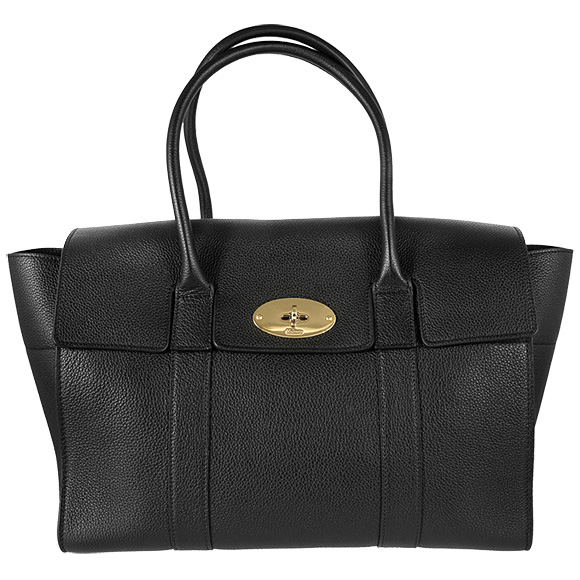 Circle Berry Mulberry Bag Bayes Water Lady S Handbag A4 Bayswater Black Hh3794 205a 100