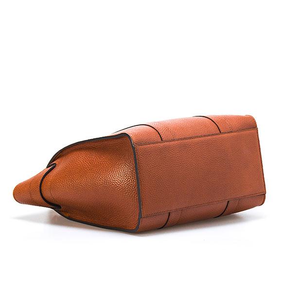 Circle Berry Mulberry Bag Bayes Water Lady S 2way Handbag Small Zipped Bayswater Oak Brown Hh4382 346 G110