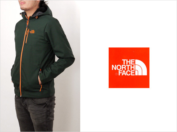 THE NORTH FACE and the north face mens jacket green / Orange MEN'S DURANGO HOODIE T0A87C VB9 NOAH GREEN