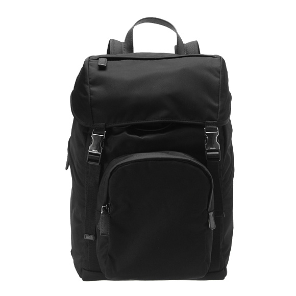 34be327d25e388 ChelseaGardensUK: Prada PRADA backpack black ZAINO 2VZ135 973 F0002 ...