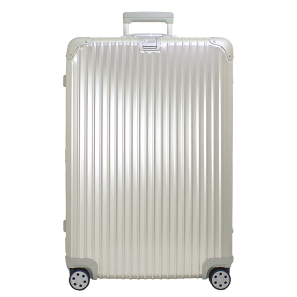 Topaz rimowa suitcase (extra large size 104 L) 4-wheel wheel TOPAS 932.77 MULTIWHEEL SILVER RIMOWA than around also, rimowa Limor LIMOWA