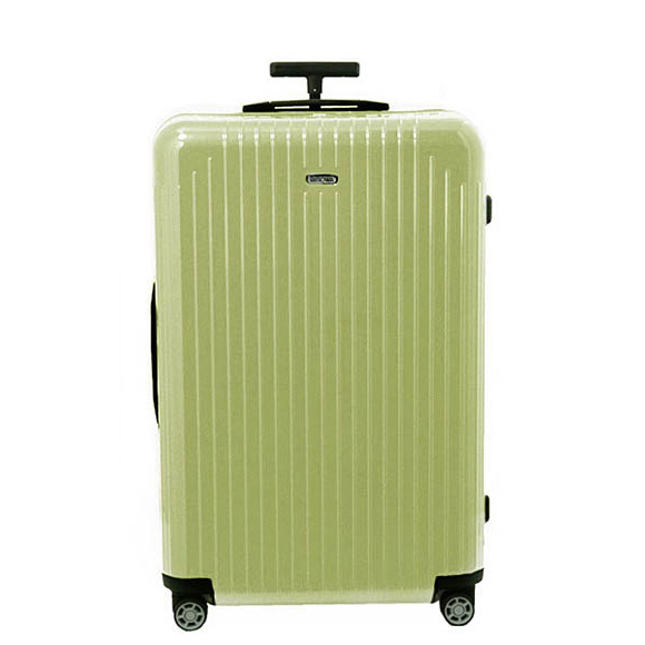 RIMOWA 和 rimowa 莎莎空气手提箱莎莎空气 (大大小 94 L) 4 轮轮石灰绿色 820.73 Multiwheel 石灰绿色