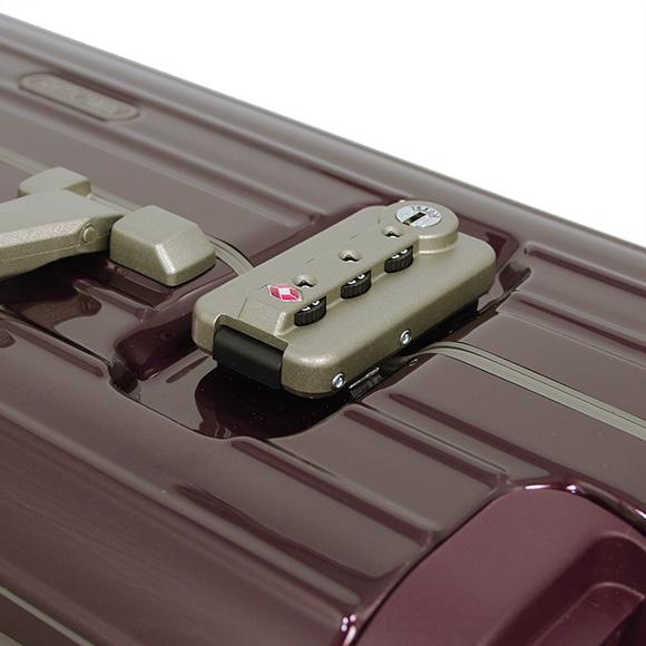 rimowa RIMOWA地域边缘34L(带上飞机)LIMBO 4轮多轮罩旅行箱886.52 CABIN MULTIWHEEL IATA卡莫纳红CARMONA RED