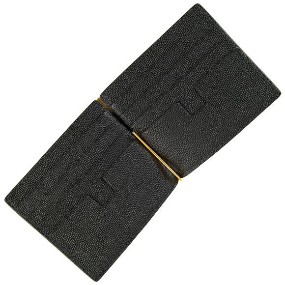 톰 포드 TOM FORD 지갑 맨즈 반접기 지갑(머니 클립) 블랙 Y0231F C96 BLK BLACK
