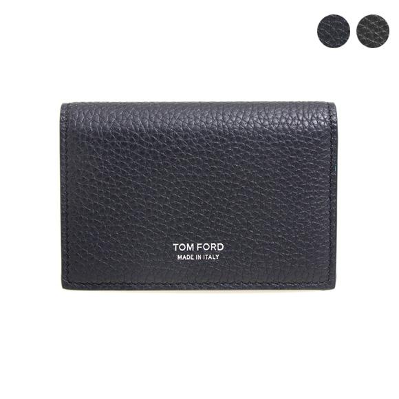 トムフォード TOM FORD メンズ カードケース Y0277T / Y0277P LCL035 [全3色]