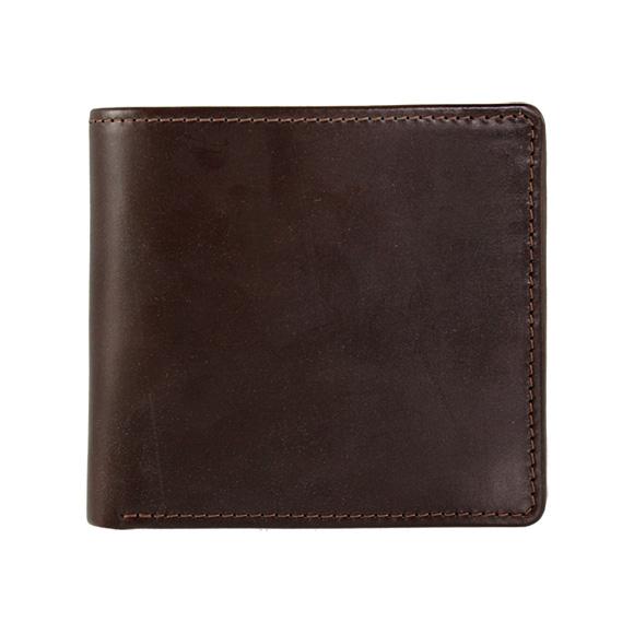 ホワイトハウスコックス WHITEHOUSE COX 財布 メンズ 二つ折り財布(小銭入れ付) ハバナブラウン S7532/SR1563 HAVANA【英国】