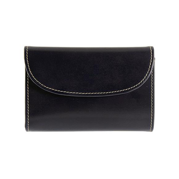 ホワイトハウスコックス WHITEHOUSE COX 財布 三つ折り財布(小銭入れ付) ネイビー THREE FOLD WALLET S7660/SR1112 NAVY (JP)【英国】
