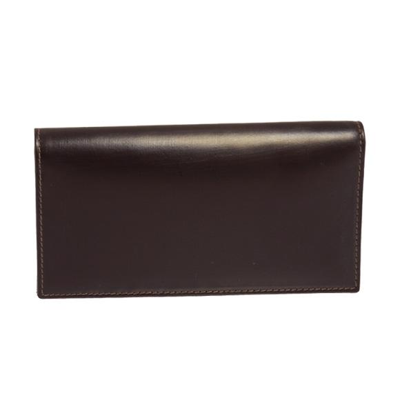 ホワイトハウスコックス WHITEHOUSE COX 財布 メンズ 長財布(小銭入れ付) ハバナブラウン LONG WALLET S9697 HAVANA【英国】