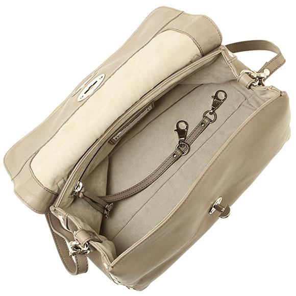 ザネラート ZANELLATO 가방 여성용 2WAY 핸드백 POSTINA S SOFT MARSIGLIA [ポスティーナ] 아카시아 ACACIA 6120 2 85