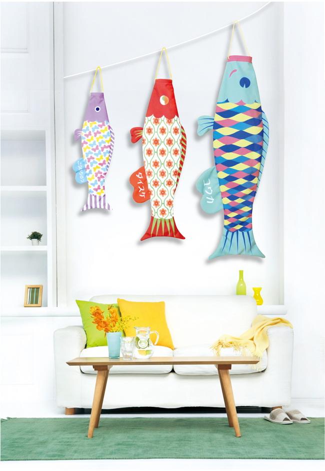 こいのぼり Mサイズ 室内鯉のぼり Puca プーカ プーカ Mサイズ 室内鯉のぼり, シンプルインテリア:30f0f475 --- sunward.msk.ru