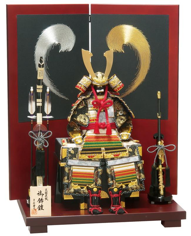 五月人形 平安豊久 鎧飾り 10号 勢 501200 p35