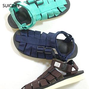 スイコック SUICOKE サンダル SHOCO 全3色 メンズ ビブラム (140502)