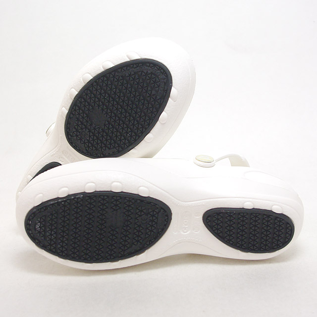 【10%OFF】クロックス レディース サンダル マーシー ワーク 全2色 10876 (crocs mercy work)(170915)