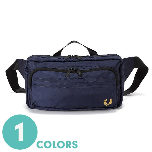 ポイント15倍 フレッドペリー ウエストバッグ ボディバッグ Outdoor Cross Body Bag 全1色 l8271 FRED PERRY(200410)