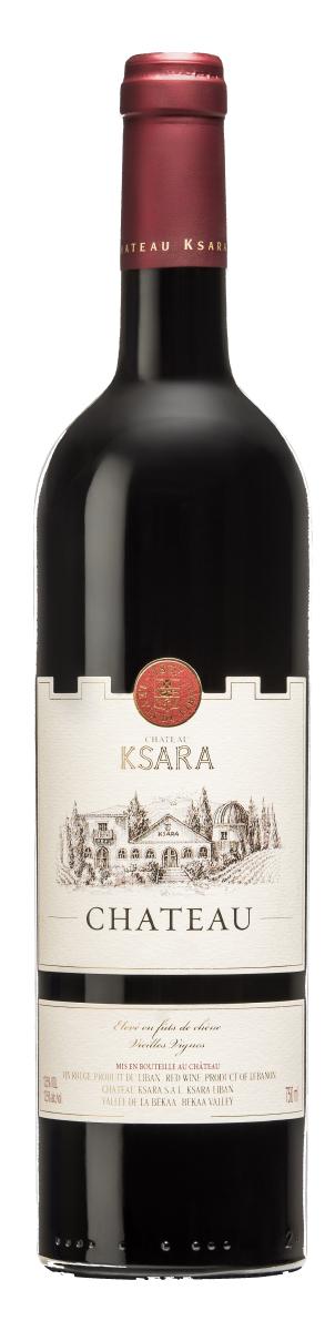 レバノン最大手ワイナリーのひとつ シャトー 定番 クサラ セールSALE%OFF ワイナリーを代表するワインです レバノンワイン ルージュ 赤 重口 クサラChateau Chateau Lebanon Red body Ksara wine Rouge Full