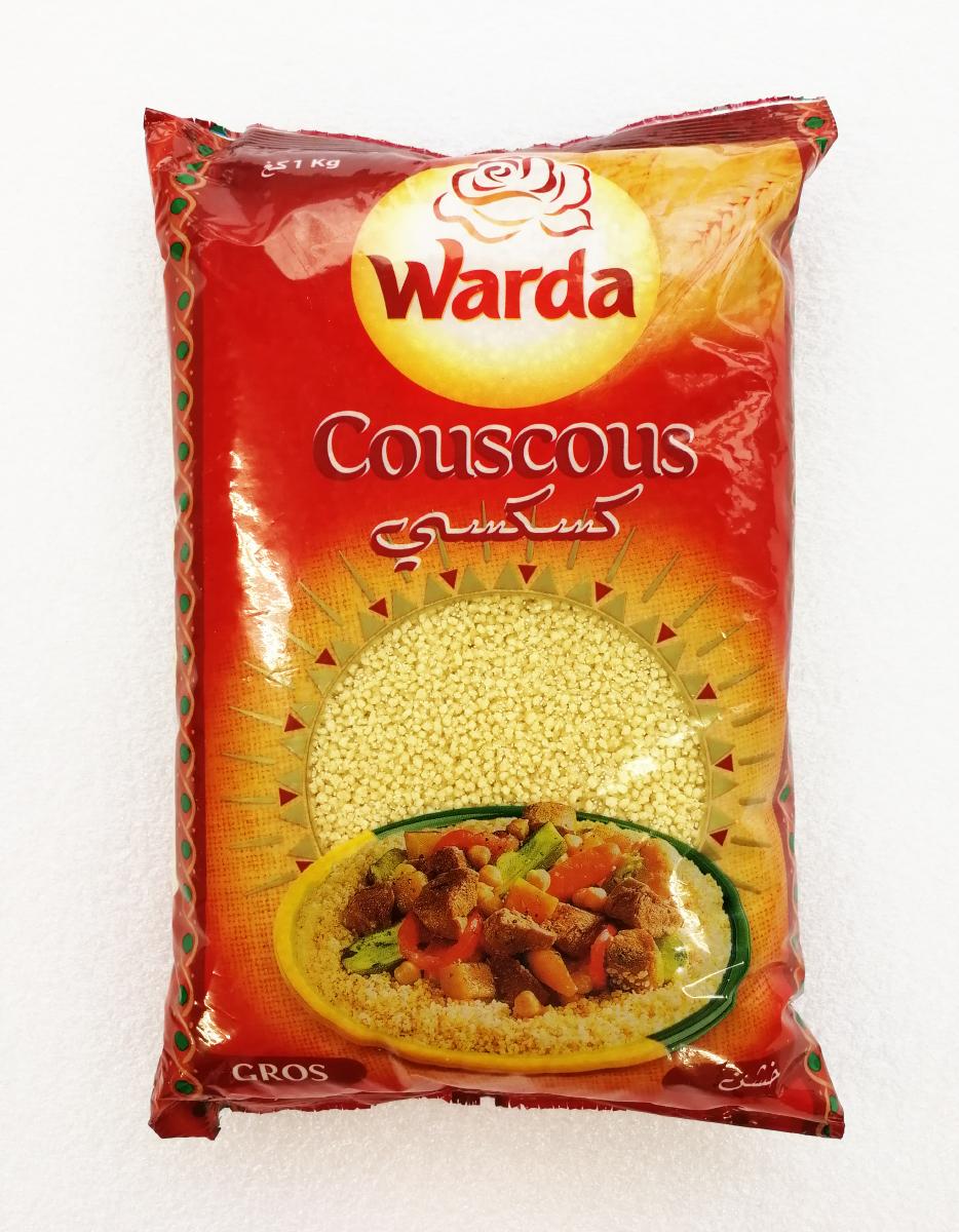 クスクス大粒 1kg Couscous 新入荷 流行 Gros Tunisia 営業 Large Grain