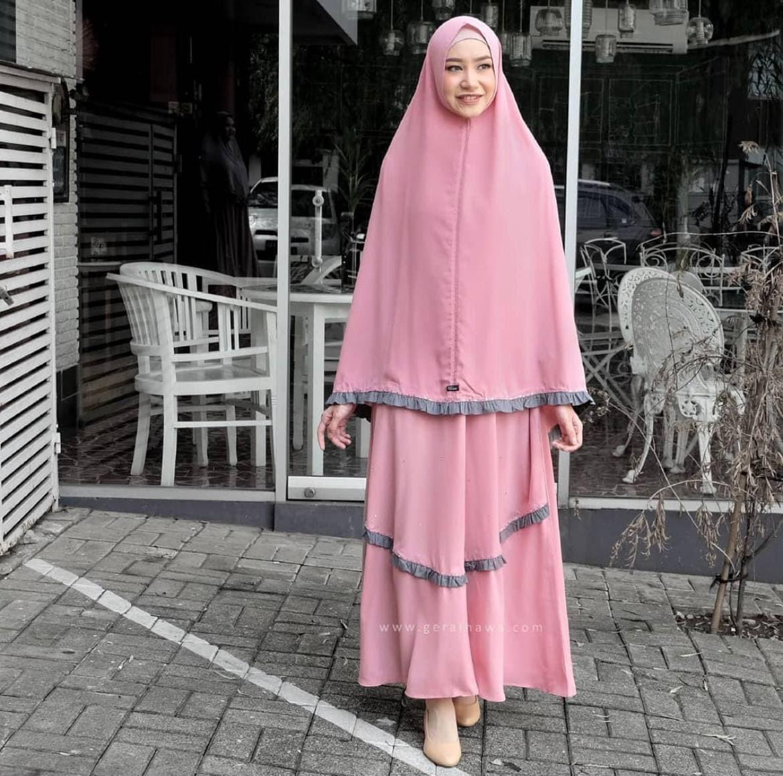 送料無料 インドネシアの有名女優のプロダクト ムスリムロングドレスセットSALWA MUSLIM 買い物 DRESS ABAYA SET POLYESTER ドレス エレガント 女性 激安 激安特価 送料無料 セット レディース ムスリム 礼拝 民族衣装 礼拝服 イスラム教 宗教 hijab 高級感 ヒジャブ付き