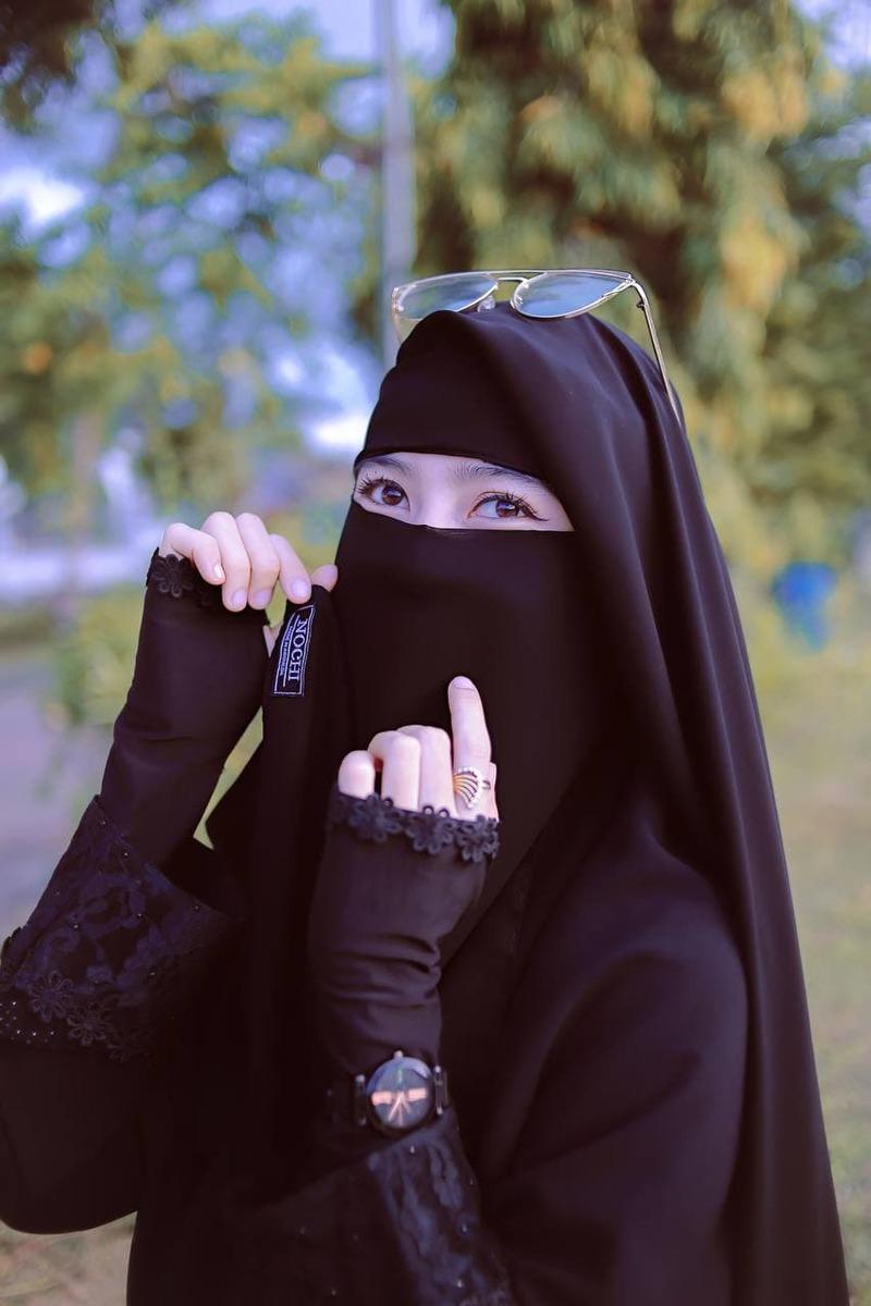 ムスリムマスク ニコブMAISA LONG CADAR NIQOB BLACK FACE 直営ストア HIJAB レディース MASK ルバンド ニカブ ムスリムフェイスカバー LARGE 通信販売