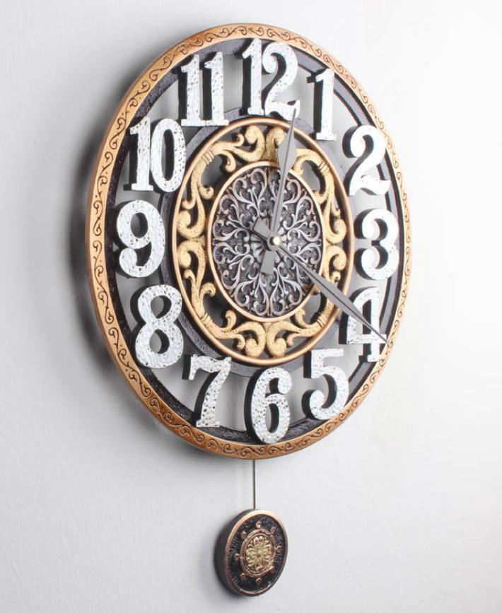品格のあるインテリア空間をお求めの方にお薦めします モーゼル振り子時計 おしゃれ インテリア 振り子 プレゼント 静か 無音 デザイン 大規模セール レトロ調 アンティーク 毎日続々入荷 ヨーロッパ風 クラシック 送料無料 韓国 新築祝い