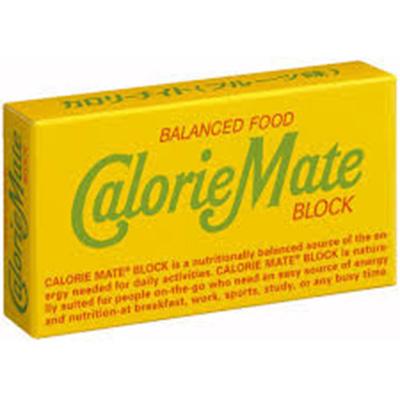 大塚製薬 カロリーメイト ブロック フルーツ味 2本入り×60箱 (120本)【送料無料】 【沖縄、離島は別途送料120サイズ】