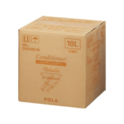 【POLA】ポーラ NEWデタイユ・ラ・メゾン ラベンドゥ コンディショナー 10L 業務用【沖縄・離島は要別途送料120サイズ】