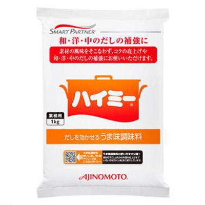 【1ケース】AJINOMOTO -味の素- ハイミー 1kg×12袋 業務用 【沖縄・離島は送料】