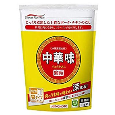 【1ケース】AJINOMOTO -味の素- 中華味 顆粒 1kg×12袋 袋 業務用 【沖縄・離島は別途中継料金】