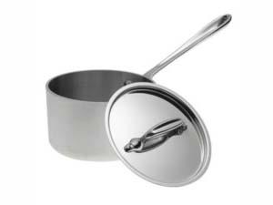 All-Clad オールクラッド 1.4リットルソースパン片手鍋 Master Chef 2 シリーズ 送料無料 【532P16Jul16】