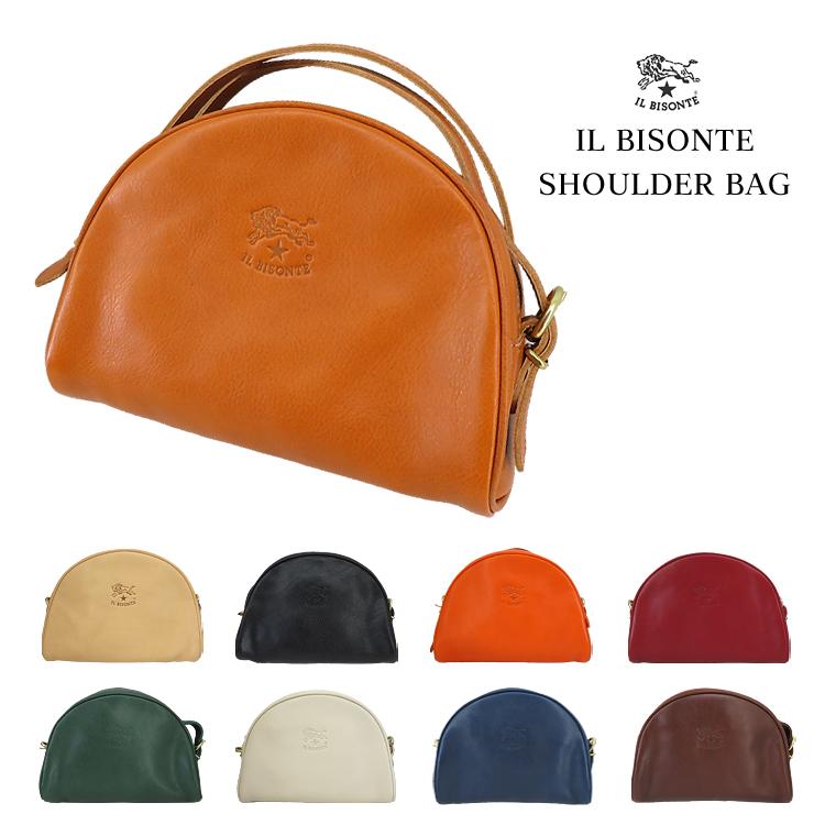 海外ブランド直輸入品 送料無料 イルビゾンテ IL BISONTE ショルダーバッグ A0581 レディース バッグ プレゼント レザー