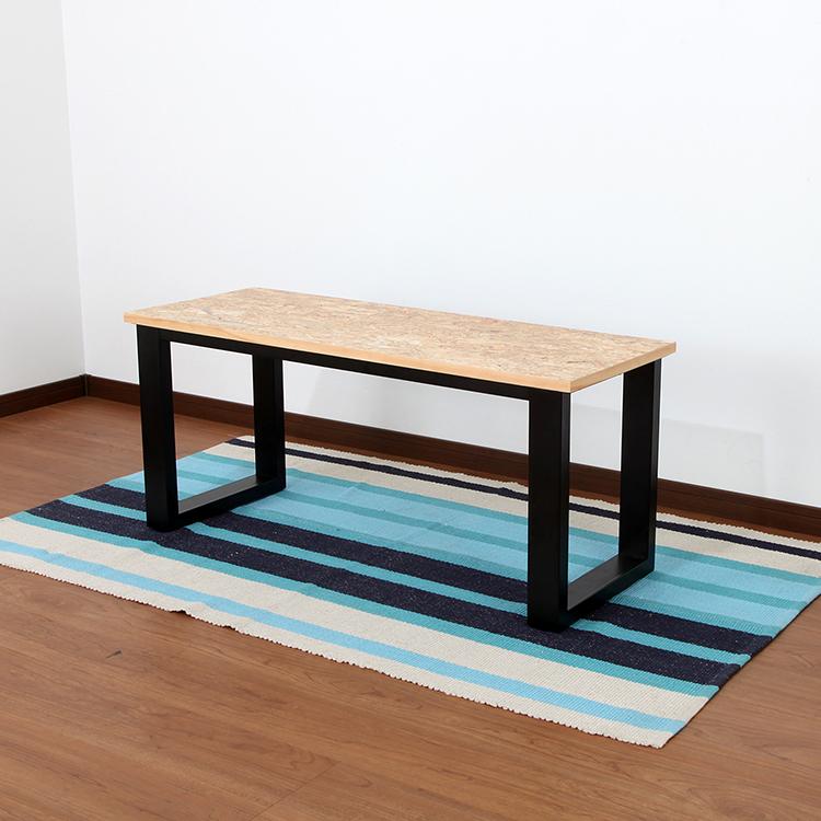 【地球家具】 ウエストコーストインテリア ベンチ 西海岸 サーフスタイル カリフォルニア ブルックリン オシャレ 椅子