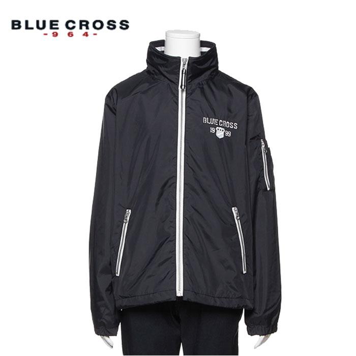 【送料・代引手数料無料】BLUE CROSS(ブルークロス)裏起毛スタンドカラー2WAYジャケット-3302【150cm 160cm】【宅配便】