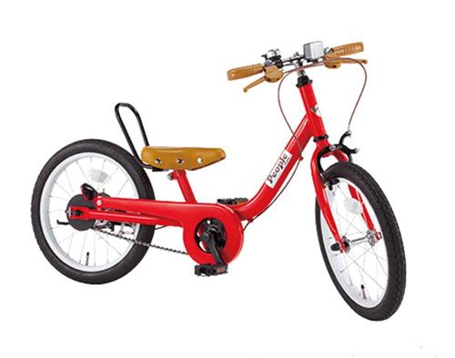 ピープル ケッターサイクル 16インチ ブルーミングレッド<完成品>【クレジットOK!】ピープル 子供用自転車 marron