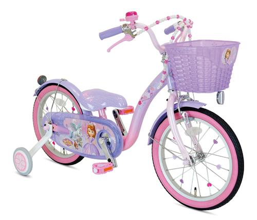 アイデス ソフィア&スカイ 16インチ<完成品>★今なら自転車カバープレゼント!【クレジットOK!】【包装不可】アイデス ides 子供用自転車