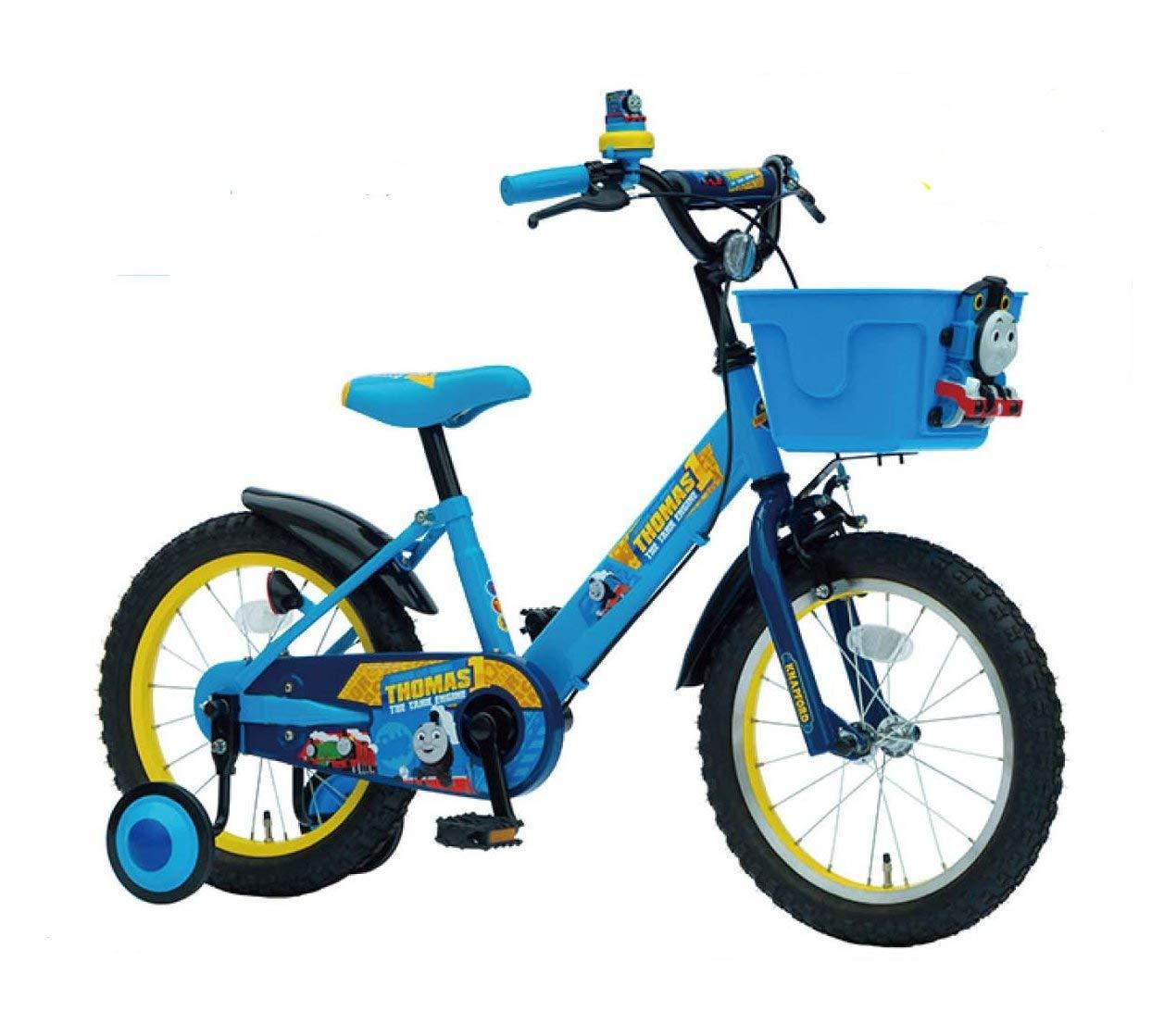 きかんしゃトーマス 16インチ 16型<完成品>★今なら、自転車カバープレゼント♪【クレジットOK!】上尾工業 子供用自転車【ky】【smtb-k】marron