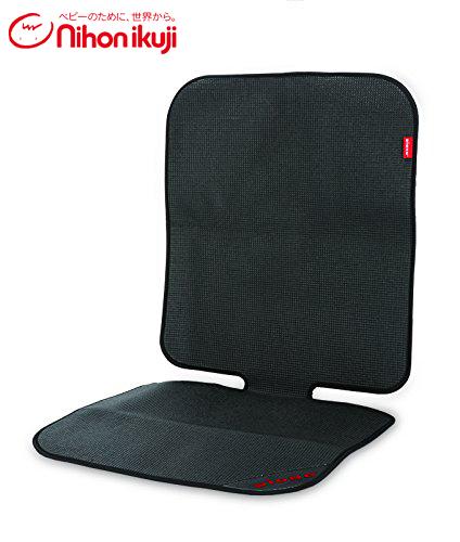 グリップイット ブラック 422973 日本育児 日本正規代理店品 返品送料無料 チャイルドシートマットmarron クレジットOK