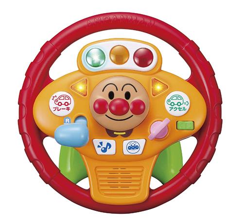 アンパンマン ミュージックでGO! のりのりドライブハンドル315594 【アガツマ】【楽ギフ_包装】【楽ギフ_のし宛書】 おもちゃ