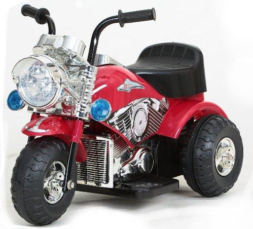 [電動バイク] スーパーアメリカンニューパイソンV-NP【送料無料(北海道・沖縄県除く)】 ミズタニ 電動バイク バッテリー式 充電式 A-KIDS ※包装不可※  marron