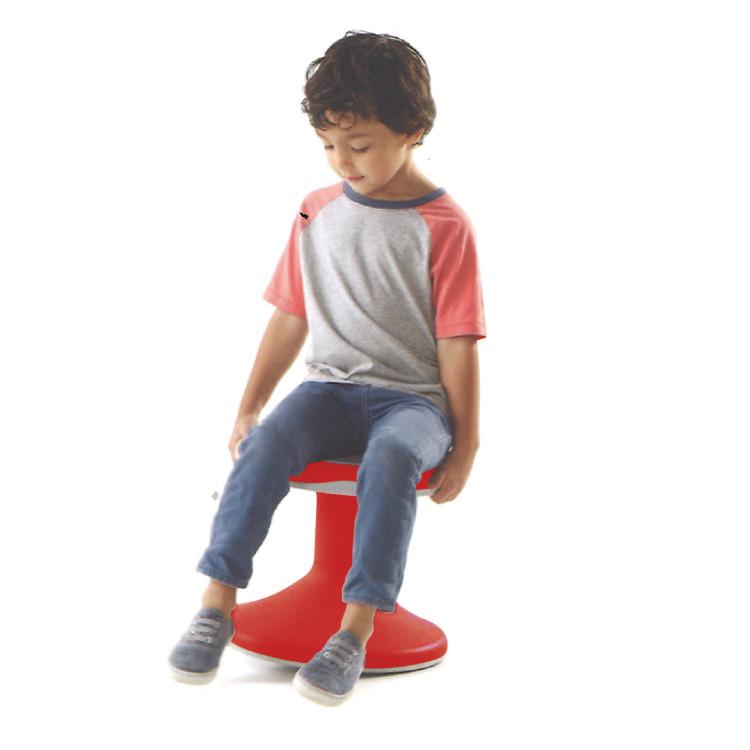 バランスチェアー 赤 レッドバランスチェア 子供 子ども 子供用 キッズ 3歳 4歳 5歳 プロポーションチェア 背筋 背もたれなし背なし 姿勢 体幹 腹筋 いす イス 椅子 チェア チェアー 男の子 女の子