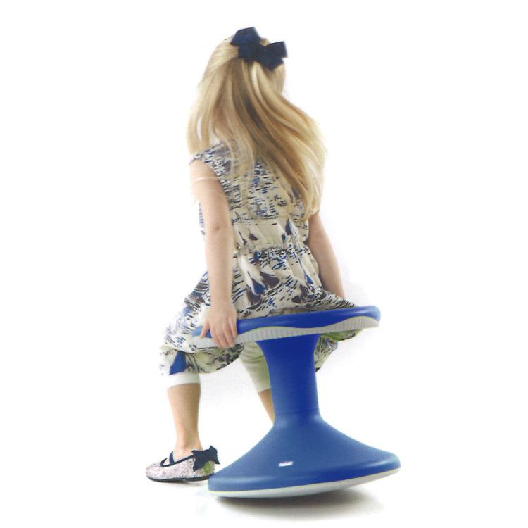 バランスチェアー 青 ブルーバランスチェア 子供 子ども 子供用 キッズ 5歳 6歳 7歳 プロポーションチェア 背筋 背もたれなし背なし 姿勢 体幹 腹筋 いす イス 椅子 チェア チェアー 男の子 男子 女の子 女子