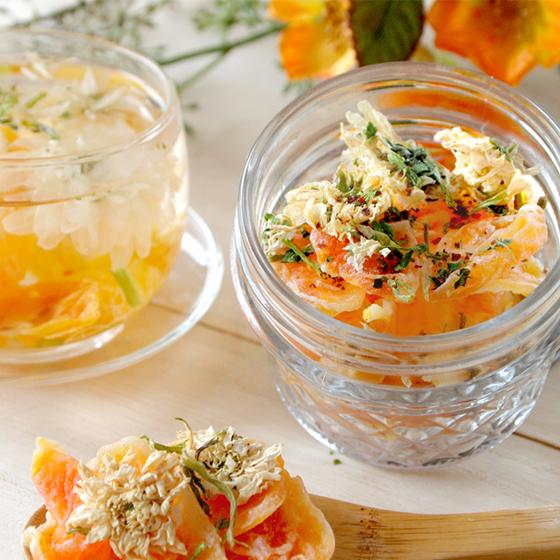 ハーブティー ドライオレンジ パクチー 年末年始大決算 コリアンダー 毎日続々入荷 ローズヒップ 菊花 ドライフルーツティー ブレンドティー フルーツティー 食べるフルーツティー オレンジ150g