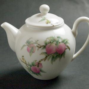 茶壷 寿桃 200ml