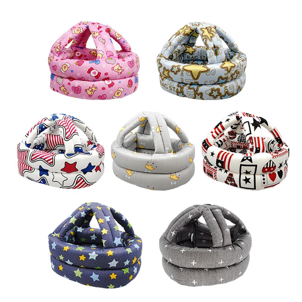 ベビー 乳幼児用 スポンジ ヘルメット ギフ_包装 送料無料 新品 セーフティーベビーヘルメット クリックポスト送料無料