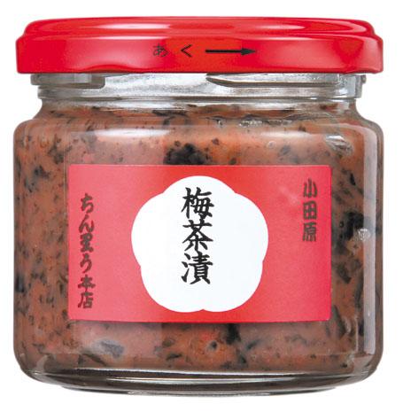 梅とごまの香りが食欲をそそります 人気ブレゼント! 梅茶漬 ビン 120g 直営ストア