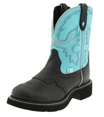 【L9905】ジャスティン ブーツ 8