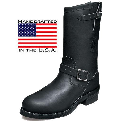 """Chippewa Chippewa 11 """"Engineer Boots 27863"""