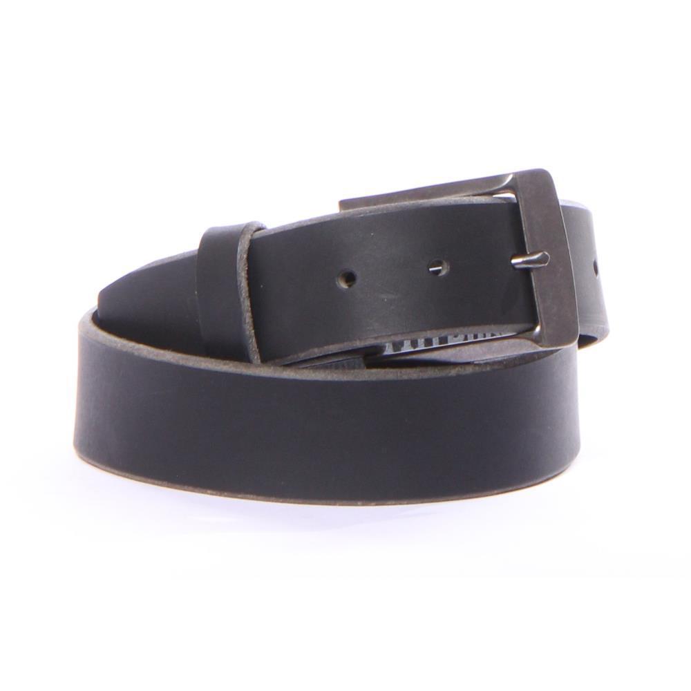 (#18)C00183 メンズ ブラック ハンツヴィル スペシャル ベルト (サイズ:32~46インチ) チペワ 【CHIPPEWA】