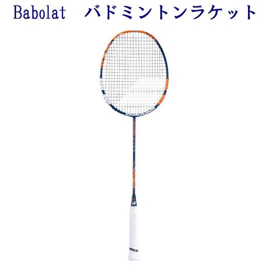 Babolat 19 SATELITE GRAVITY 74G オレンジ バドミントンラケット 当店指定ガットでのガット張り無料 送料無料 バボラ 19サテライトグラビティ74G BBF602351 2019AW バドミントン