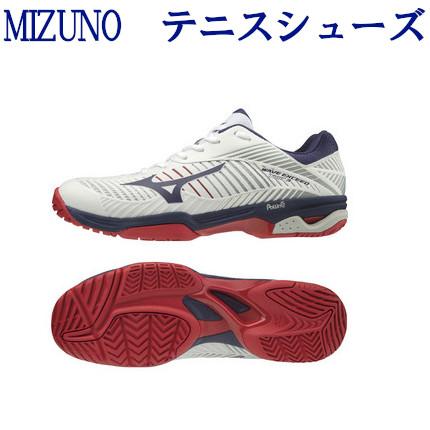 ミズノ テニスシューズ ウエーブエクシード TOUR 3 AC 61GA187014 オールコート用 メンズ ユニセックス 2019AW テニス ソフトテニス