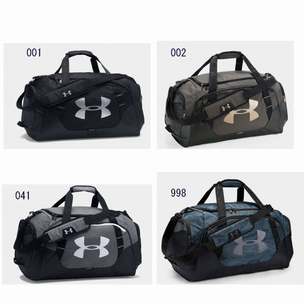 16d4a1c74212 アンダーアーマーアンディナイアブル 3.0 medium duffel UA UNDENIABLE DUFFLE 3.0 MD 1300213 sports  bag Boston UNDER ARMOUR 2018AW