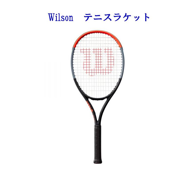 最大500円OFFクーポン付 ウイルソン クラッシュ 108 WR008811Sx 2019AW テニス